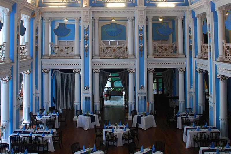 Restaurant-a-la-carte